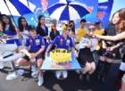 Valentino Rossi anticipa il compleanno in Vietnam, con Vinales e la Yamaha