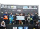 Tony Cairoli sul gradino più alto del podio in classe Elite