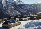 La Gtc4Lusso invade Courchevel