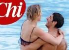 Federica Pellegrini e Filippo Magnini al mare insieme sulla copertina di «Chi»