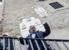 Il leader del Movimento 5 stelle, Beppe Grillo, a Roma per incontrare la giunta Raggi e discutere del progetto del nuovo stadio della As Roma