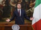 L'ex premier, Matteo Renzi.