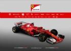 È nata la Ferrari SF70H: pinna bianca, ala a freccia e motore più potente
