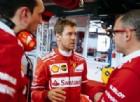 Vettel: «La prima impressione è giusta, si vede che la Ferrari è cresciuta»