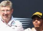 Così Ross Brawn vuole salvare la Formula 1: «Cambiamo il format di gara»