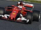 La Ferrari tiene il fiato sul collo della Mercedes. Poi si ferma