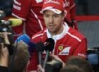 Finalmente Vettel può parlare. Ed è un tripudio: «Ferrari migliorata in tutto»