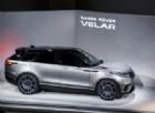 Range Rover Velar, il Suv con un maggiordomo virtuale