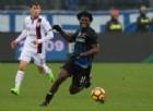 Milan: si allontana Kessie, venerdì incontro decisivo Atalanta-Roma