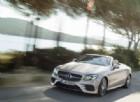 Mercedes Classe E Cabrio, lusso e tecnologia a cielo aperto