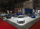 Lo stand Maserati al Salone di Ginevra