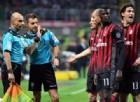Juve-Milan, polemiche arbitrali ancor prima del calcio d'inizio