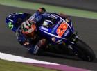 Yamaha e Ducati testa a testa nell'ultima giornata di prove in Qatar