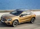La Mercedes Gla restyling