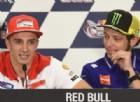 Andrea Iannone e Valentino Rossi