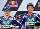 Jorge Lorenzo e Valentino Rossi da compagni di squadra alla Yamaha