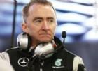 Ufficiale: Paddy Lowe passa dalla Mercedes alla Williams