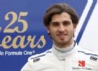 Antonio Giovinazzi ai test pre-campionato di Barcellona