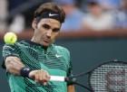 Federer in semifinale per il ritiro di Kyrgios