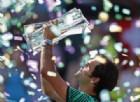Federer e la Vesnina vincono a Indian Wells
