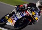 Romano Fenati vola anche negli ultimi test di Moto3 in Qatar
