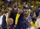 Lakers-Cleveland 120-125: Irving 46 punti, LeBron 34