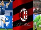 Mercato, il Milan tenta un doppio colpo anche senza closing