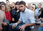 Alessandro Di Battista incontra i cittadini in Piazza della Repubblica a Porta Palazzo, Torino, 19 marzo 2017