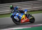 Per Franco Morbidelli prima pole in Moto2, anche se non in pista
