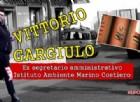 Il dirigente Iamc finito al centro dell'inchiesta di Report sul Cnr, Vittorio Gargiulo