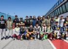 I giovani talenti italiani tutti in pista sotto gli occhi di Valentino Rossi