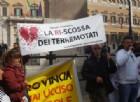 La «ri-scossa» dei terremotati blocca la Salaria e minaccia Gentiloni di fermare l'Italia
