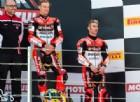 Ducati: vittoria Davies e podio Melandri. Spezzato il dominio Kawasaki