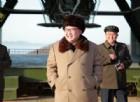 Corea del Nord lancia un missile nel Mar del Giappone