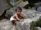 Mowgli esiste davvero! Trovata nella giungla una bimba allevata dalle scimmie