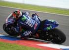 Vinales e Marquez davanti, Valentino Rossi e le Ducati indietro