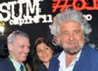 M5s, A Ivrea kermesse di Casaleggio. Grillo evita i cronisti: «Parlate con Davide...»