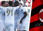 Derby: il Milan pensa a un cambio di look
