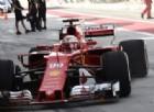 Hamilton si consola con i test: primo davanti alla Ferrari di... Giovinazzi!