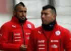 Lewa, Vidal, Thiago furiosi. Assalto all'arbitro Kassai