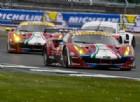 Il Mondiale Endurance inizia con un podio e una vittoria Ferrari