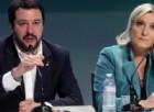 Da Salvini a Renzi, tutti in attesa delle elezioni francesi (con gli occhi su Le Pen)