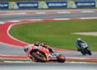 Marquez frega la pole a Vinales all'ultimo respiro. Valentino Rossi terzo