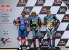 Morbidelli e Pasini, doppietta italiana davanti a Marquez junior
