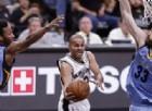 I Memphis Grizzlies vincono 110-108 all'overtime grazie al canestro di Marc Gasol a 0.7 secondi dalla sirena.