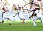 Il gol di Lapadula che avrebbe potuto riaprire la partita