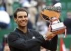 Ranking ATP, Nadal sale al quinto posto