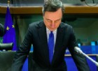 Perché Draghi lascia i tassi invariati e insiste col QE