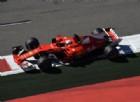Incredibile Ferrari: sulla «pista Mercedes», i più veloci sono Vettel e Raikkonen