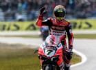 Ancora Ducati sul podio con Chaz Davies. Ma le Kawasaki sono lontane